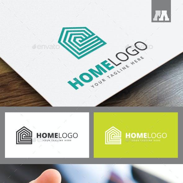 Home Logo Template