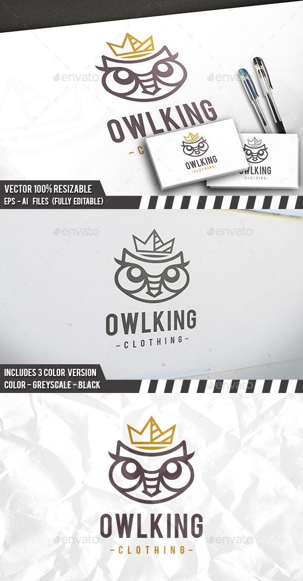 Owl King Logo