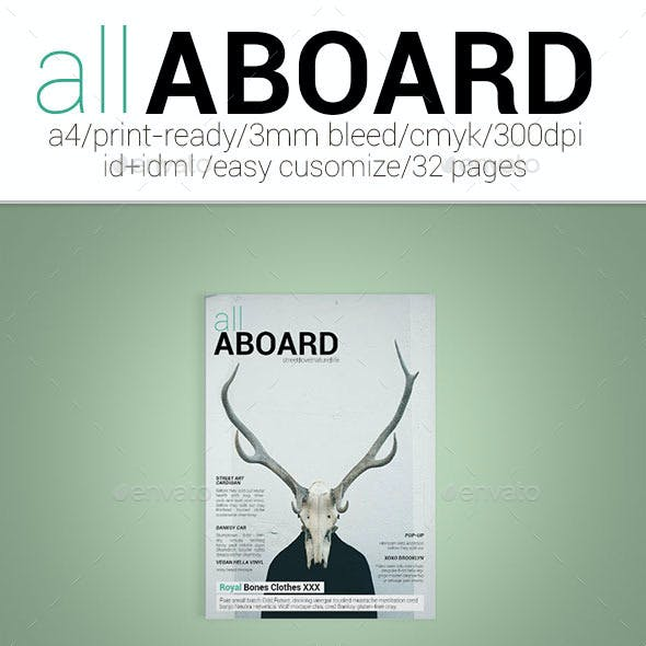 All Aboard Magazine