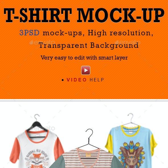 T-Shirt Mock_Up