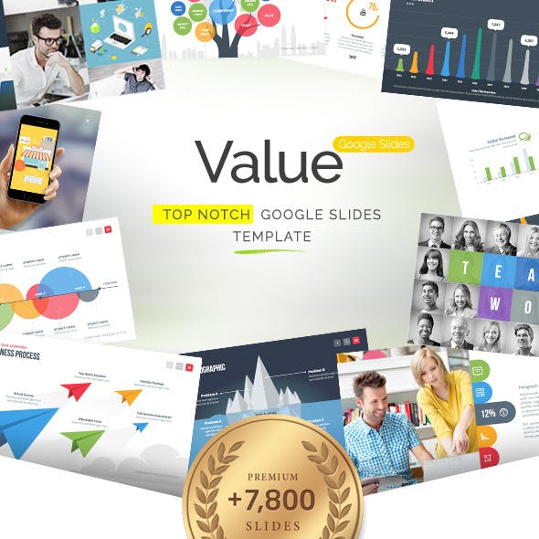 Value - Google Slides Template