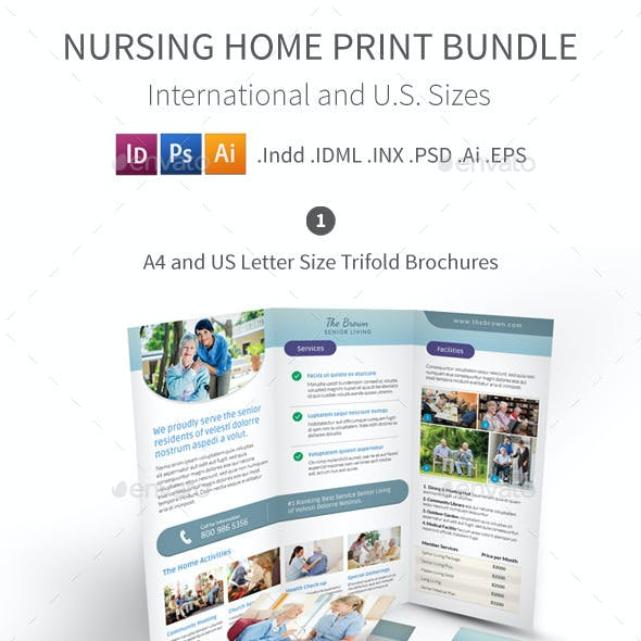 Nursing Home Print Bundle