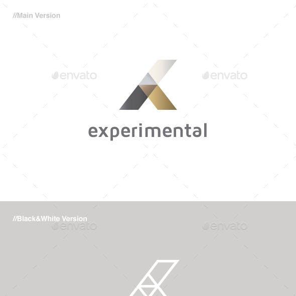 Experimental Abstract Logo