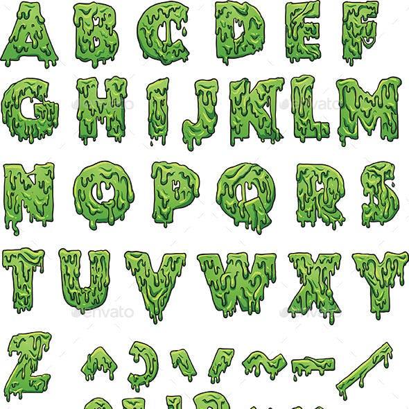 Slime Letter