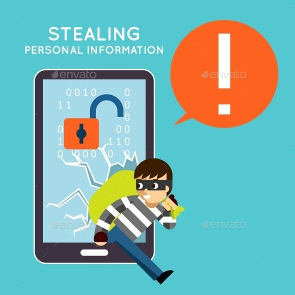 Stealing Personal Information From Your Mobile