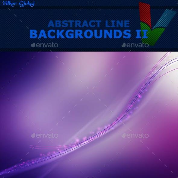 Abstract Line Backgrounds II