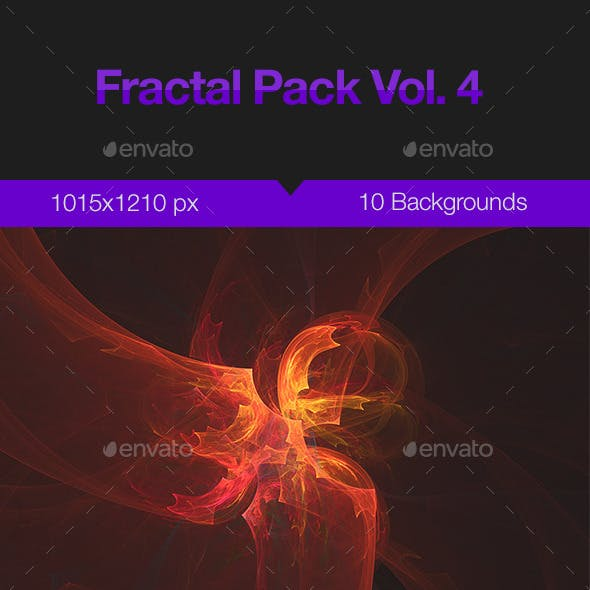 Fractal Pack Vol. 4