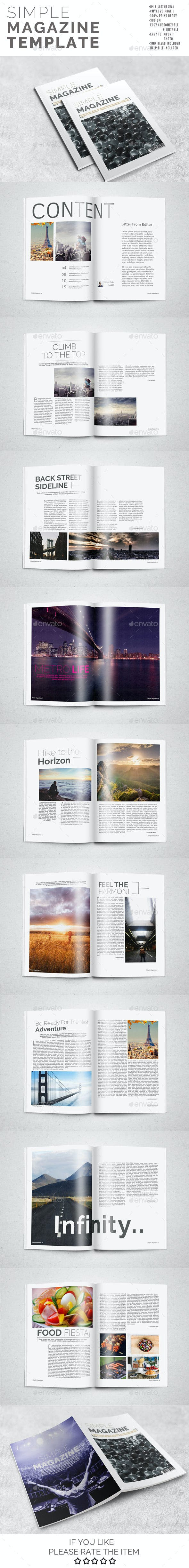 29 Best Magazine Templates