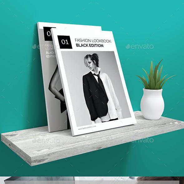 Fashion Lookbook And Magazines