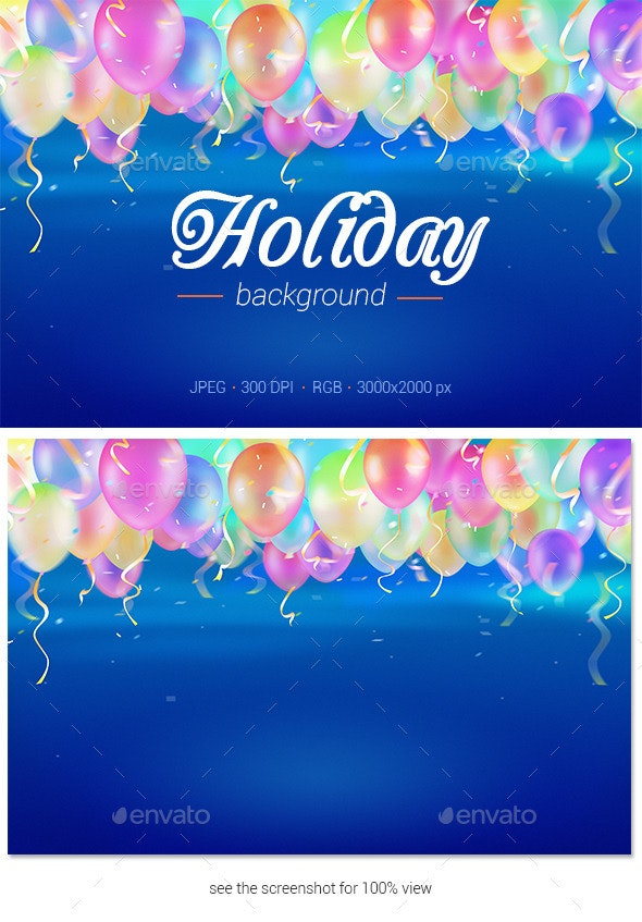 Holiday Background - Backgrounds Graphics