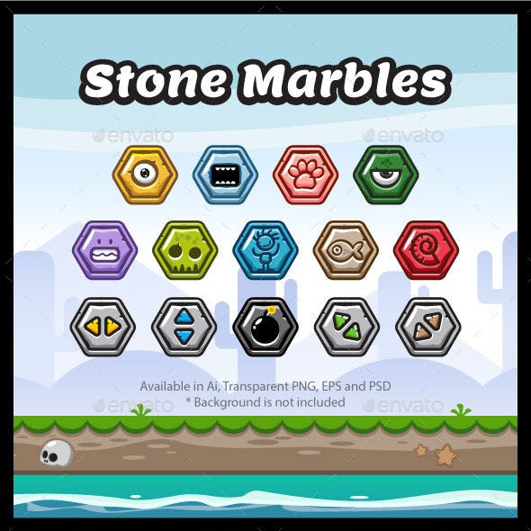 Stone Marbles