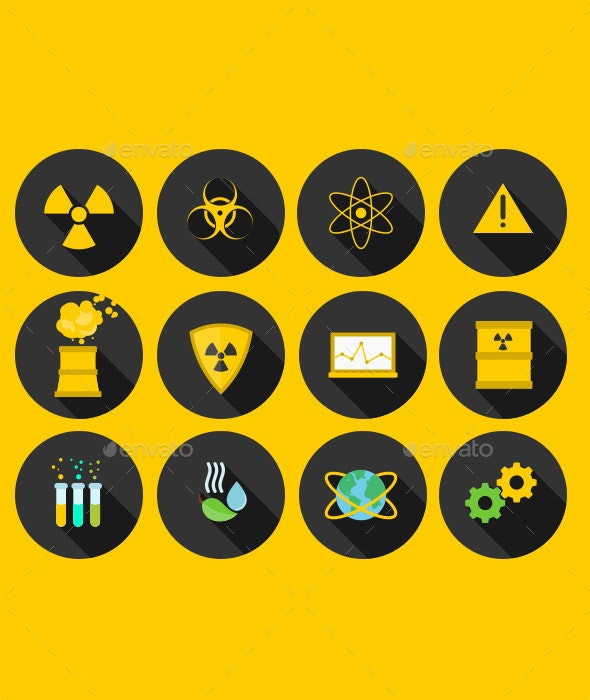 Nuclear & Natural Icons