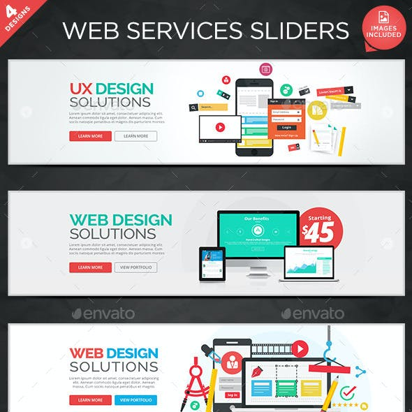 Web Services Sliders