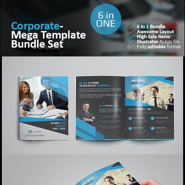 Corporate Branding Template Bundle