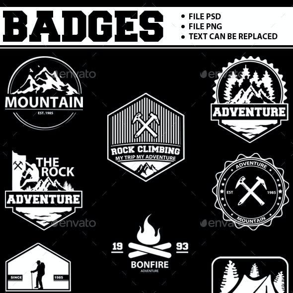 Badges Adventure