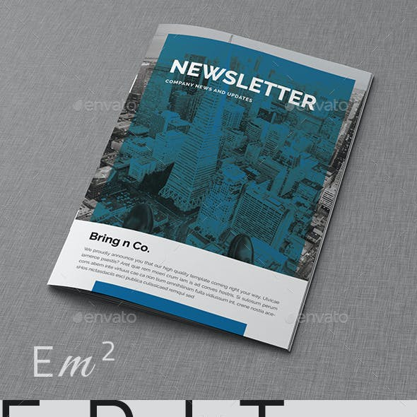 Bring n co - Corporate Newsletter