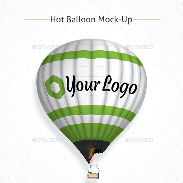 Hot Balloon Mock Up