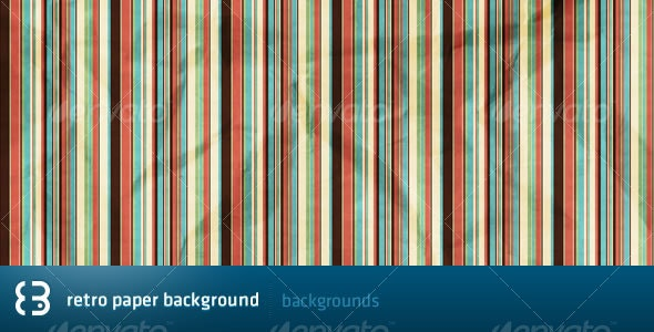 Retro Paper background - Backgrounds Graphics