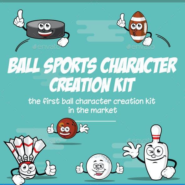 Ball Character Creation Kit