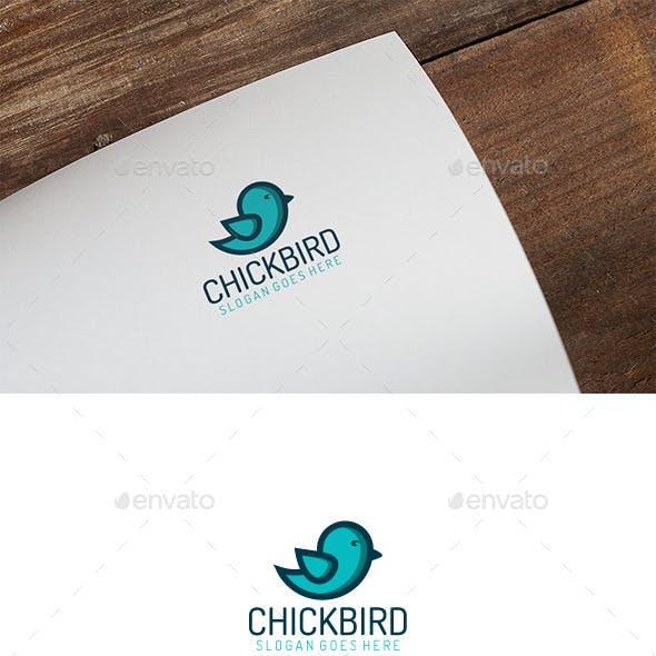 Chick Bird Logo