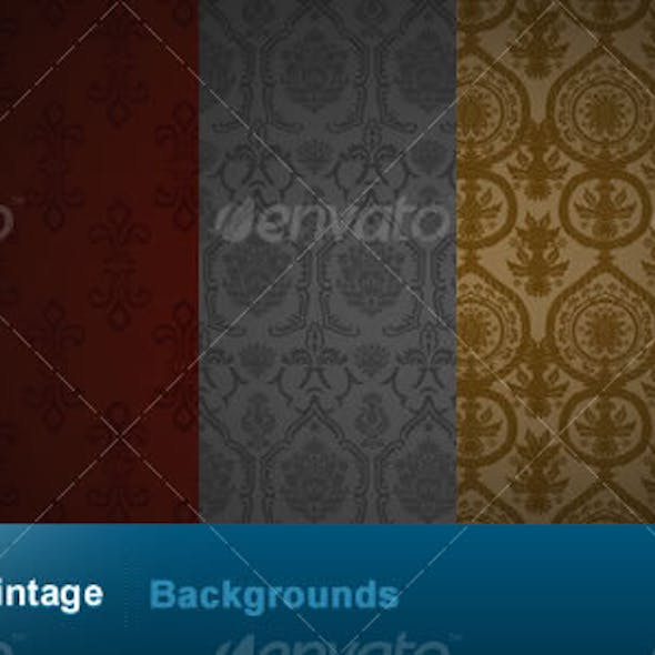 ULTIMATE VINTAGE BACKGROUNDS