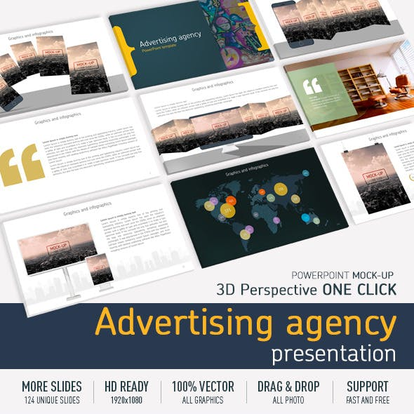 Advertising agency Power Point