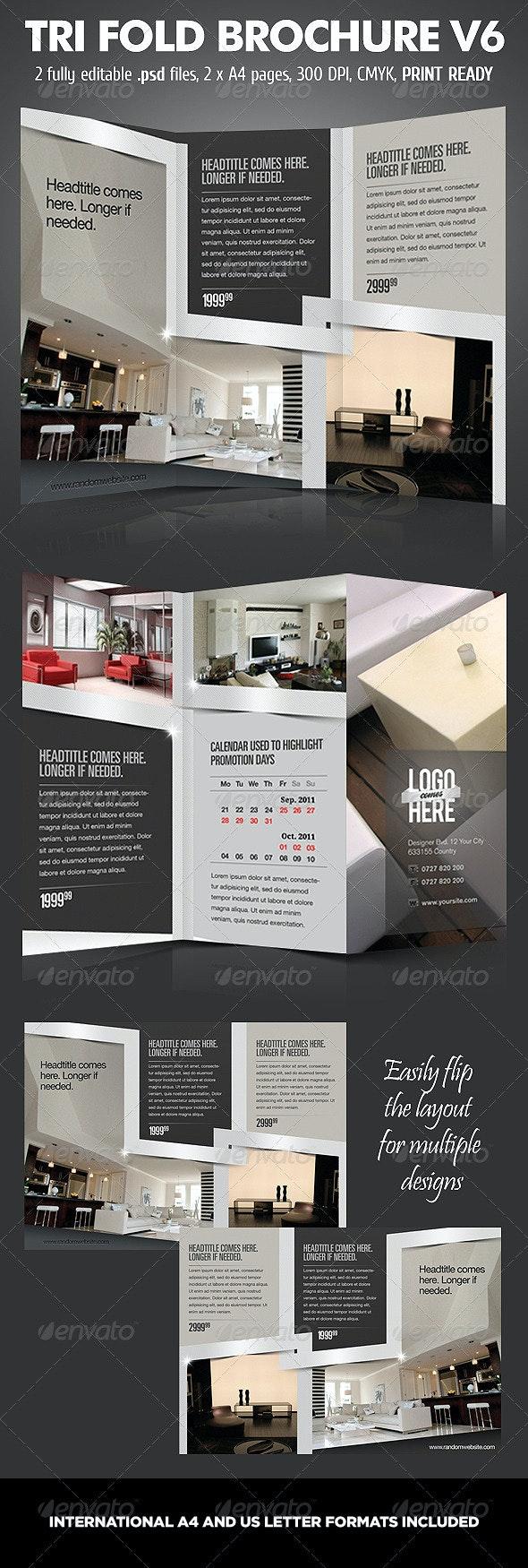 TriFold Brochure V6 - Corporate Brochures