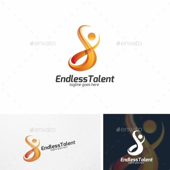 Endless Talent / People - Logo Template