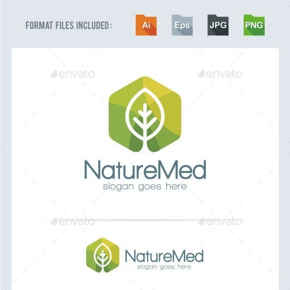 Nature Medical - Logo Template