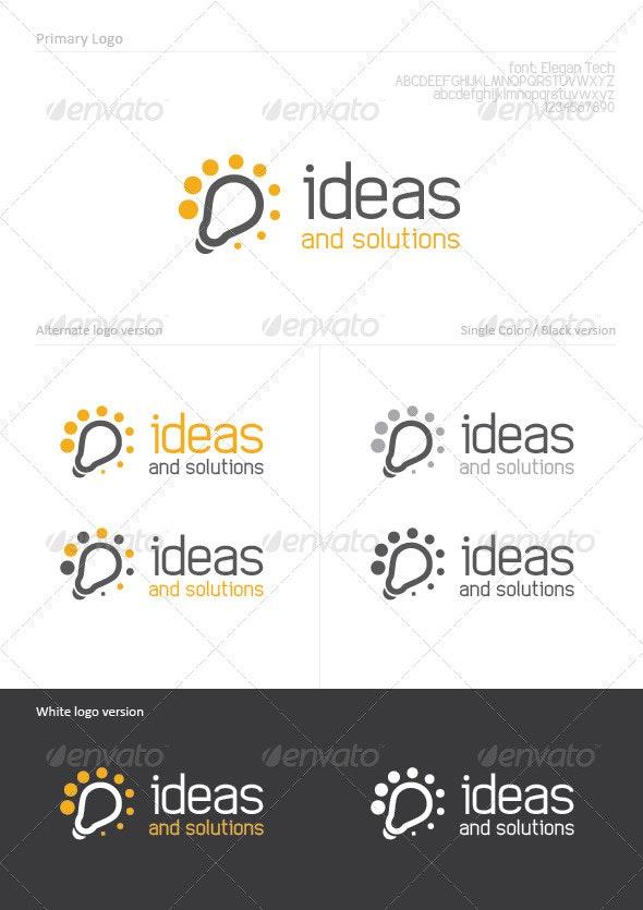 Ideas - Abstract Logo Templates