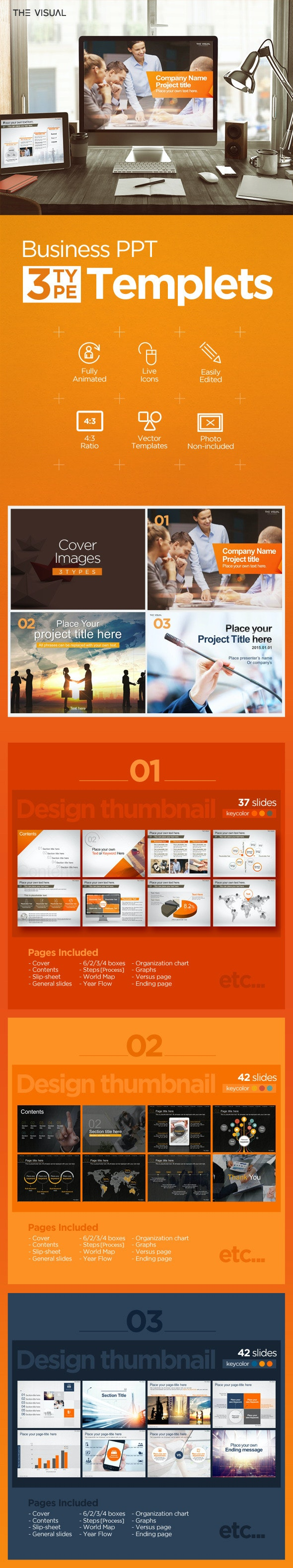 THE VISUAL_POWERPOINT - Finance PowerPoint Templates