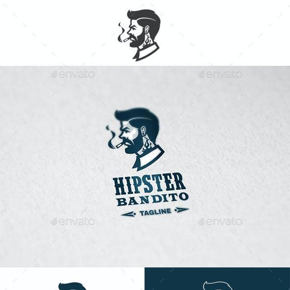 Hipster Bandito Logo