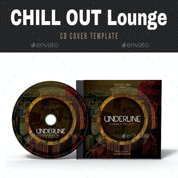 Underline Summer Escape CD Cover