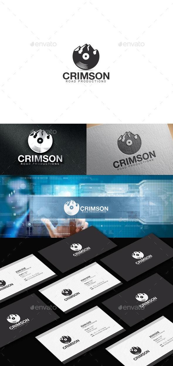 Crimson - Abstract Logo Templates