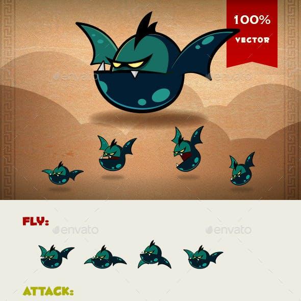 Bat Spritesheet