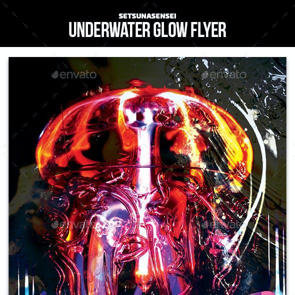 Underwater Glow Flyer