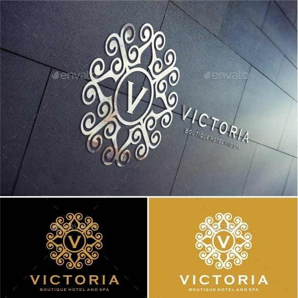 Victoria - Boutique Hotel Spa Logo