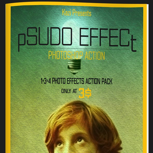 pSUDO Photo Effects