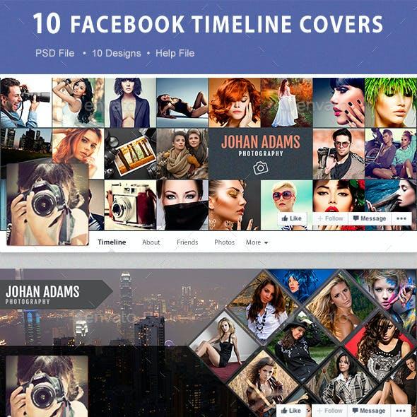 10 Facebook Timeline Covers