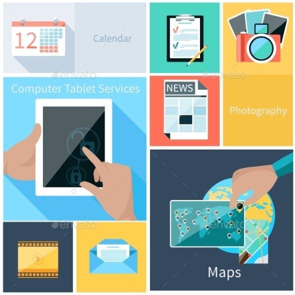 Web Applications Concept