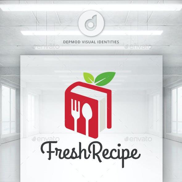 Fresh Recipe Logo