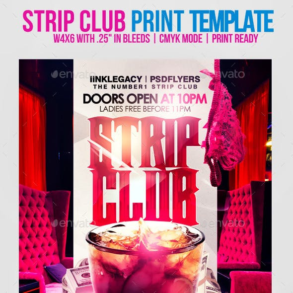 Stripclub Template