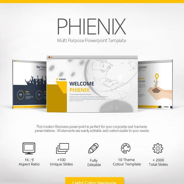 Phienix Powerpoint Presentation
