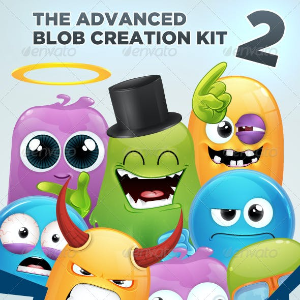 Advanced Blob Creation Kit 2