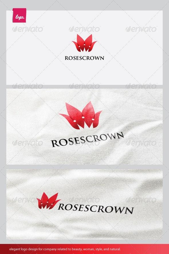 Rosescrown Logo Template