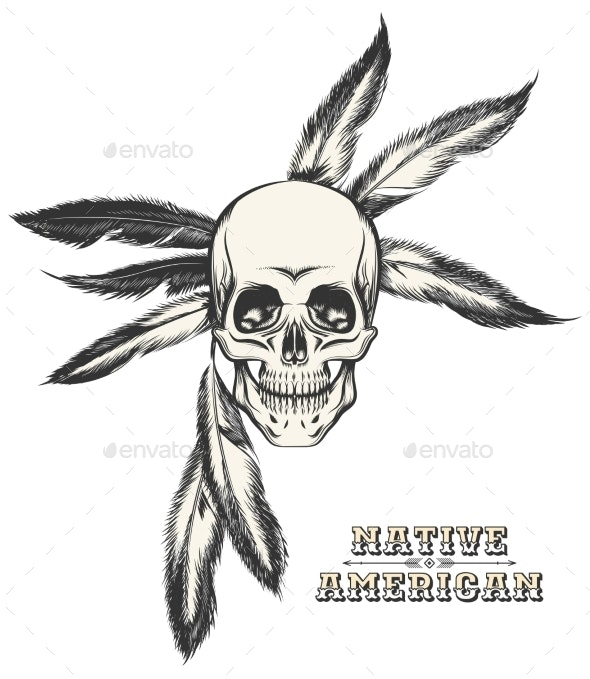 The Indian Skull