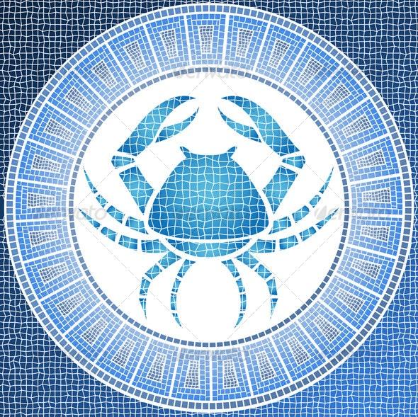 cancer zodiac sign - Nature Conceptual
