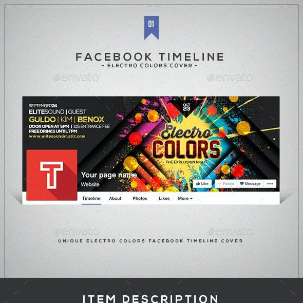 Facebook Timeline Cover V.01