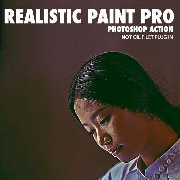 Realistic Paint Pro