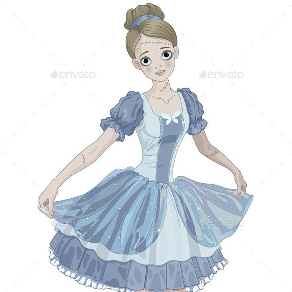 Halloween Cinderella